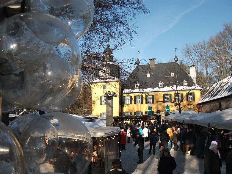 Weihnachtsmarkt Wuppertal öffnungszeiten.Weihnachtsmarkt Schloss Lüntenbeck Wältermann